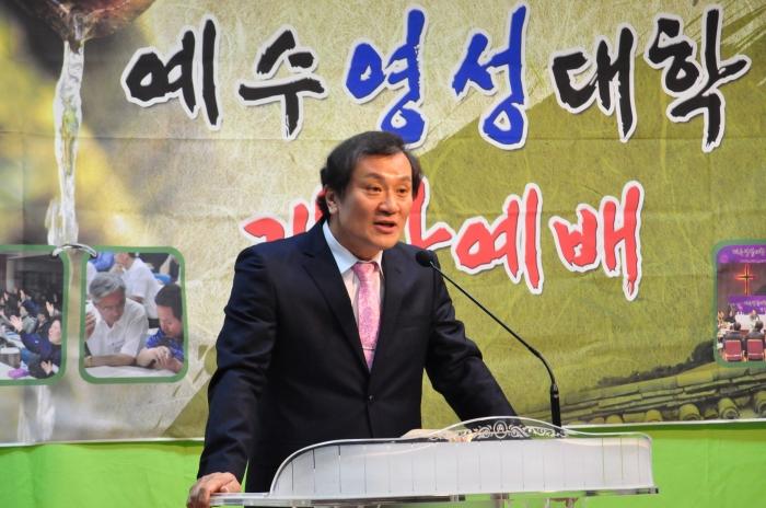 말씀 전하는 최석원 이사(오산평화교회담임목사).JPG